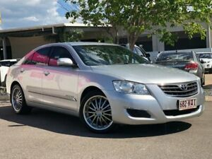 2007 Toyota Aurion GSV40R AT-X Silver 6 Speed Sports Automatic Sedan Garbutt Townsville City Preview