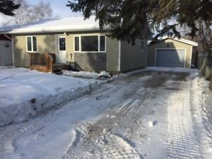 Furnished House for Rent Swan River, MB Everything Included