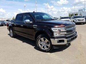 2018 Ford F-150 Lariat- DEMO, new vehicle programs apply! sunroo