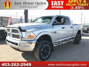 2010 Dodge Ram 3500 SLT LIFTED RIMS DVD DIESEL
