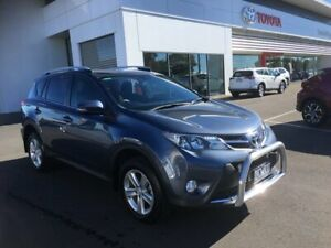 2014 Toyota RAV4 ZSA42R MY14 Upgrade GXL (2WD) Cosmos Blue Continuous Variable Wagon Sale Wellington Area Preview