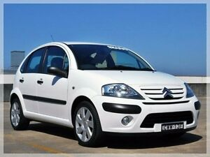 2007 Citroen C3 Exclusive White Sports Automatic Hatchback Brookvale Manly Area Preview