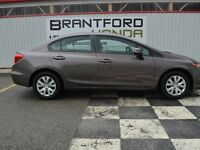 2012 Honda Civic LX $65.67 Per Week*
