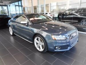 2011 Audi S5 4.2 quattro, Accident Free, One Owner