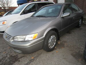 1997 Toyota Camry CE - Affordable deal