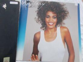 Vinyl LP Whitney - Whitney Houston Arista 208141 Stereo 1987