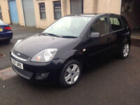 Ford Fiesta 1.25 2007 (57) Zetec Climate