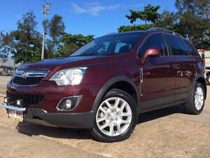 2013 Holden Captiva Wagon Cairns Cairns City Preview