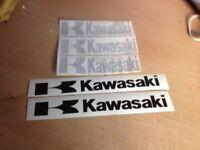 Kawasaki vinyl graphics