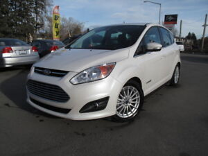 2014 Ford C-Max SEL Hybrid **LEATHER, B.CAM, PWR HATCH, WARR**