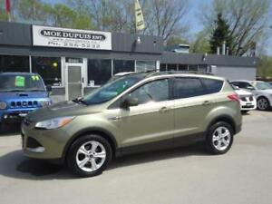 2013 Ford Escape SE, LEATHER!! NAVIGATION!!