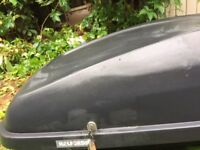 Halfords Roof Box Large 132x85cm approx