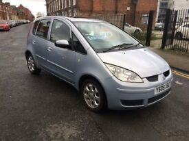 mitsubishi colt 1.5 diesel lady owner from last 5 years mot 12/07/18
