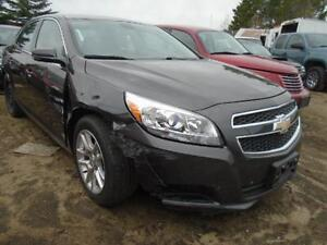 2013 Chevrolet Malibu Hybrid - Re-Builder