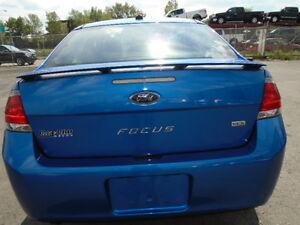 2010 Ford Focus SES LUXURY SPORT PKG-LEATHER-SUNROOF-20,000KM Edmonton Edmonton Area image 5