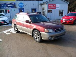 2004 Subaru Outback Premium|AS TRADED|SUNROOF|WINTER TIRES