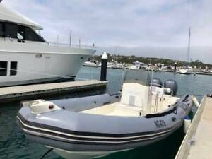 2010MY ZODIAC 850 PRO Hollywell Gold Coast North Preview