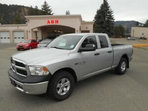 2014 RAM 1500 - Pickup Truck SLT QUAD CAB 4