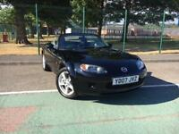Mazda MX-5 1.8i SPORTS CONVERTIBLE 2007 *NICE CLEAN CAR, NEW MOT & SERVICE*