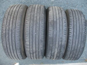 EXC SET OF 4 175/65R15 ALL SEASON.$75 FOR ALL 4
