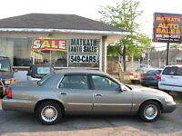 **2000 Mercury Grand Marquis LS Sedan** Cert. & E-tested !