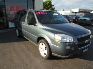 2006 CHEVY UPLANDER EXTENDED