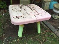 ELC Pink Sandpit