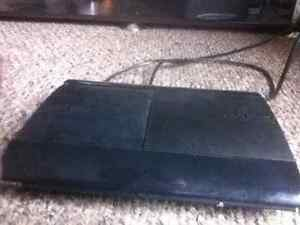 PS3 perfect condition. Want it sold today