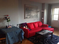 Furnished Apartment Available July 2016