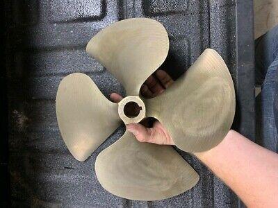acme 14 x 15.5 1939 propeller 4 blade Nibral propeller