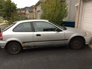 2000 Honda Civic Hatch Back DX Hatchback