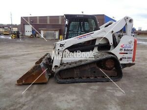 2011 Bobcat T750 Skid Steer