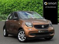 smart forfour PASSION PREMIUM (brown) 2015-09-21