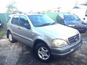 Mercedes ML320 ML270 ML430 ML500 Wrecking Parts Wrecker Wetherill Park Fairfield Area Preview