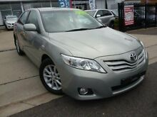 2010 Toyota Camry ACV40R 09 Upgrade Ateva Silver 5 Speed Automatic Sedan Belconnen Belconnen Area Preview