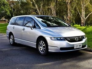 2006 Honda Odyssey 3rd Gen Luxury Silver 5 Speed Sports Automatic Wagon Underdale West Torrens Area Preview