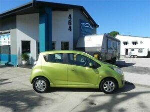 2012 Holden Barina Spark MJ MY12 CD 5 Speed Manual Hatchback Earlville Cairns City Preview