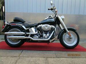 2007 Harley-Davidson FLSTF Fat Boy Slacks Creek Logan Area Preview