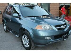 2005 Acura MDX w/Tech Pkg *NO ACCIDENTS | NAV/DVD | 7 SEATER*