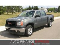 2011 GMC Sierra 1500 WT 4x4 - Beautiful truck with Crew & Tow!