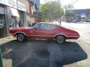 1972 Olds 442 - Price Reduced