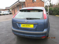 ford focus 2007 car boot jeans blue £60