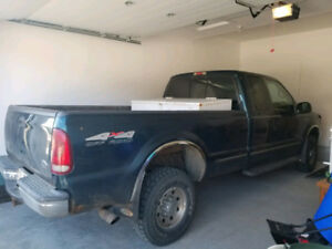 1999 Ford F-250 7.3L turbo Diesel VERY RARE