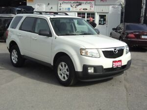 2009 Mazda Tribute s Touring 4WD