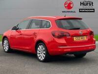 2016 Vauxhall Astra 1.6I 16V Elite 5Dr Estate Petrol Manual