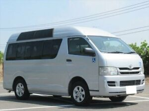 TOYOTA HIACE MOBILITY - REAR LIFT. 8 SEATER + 2 WHEEL CHAIRS Kenwick Gosnells Area Preview