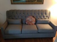 BRAND NEW sofa,love seat&chair