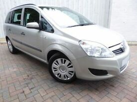 Vauxhall Zafira 1.6 Life ....Fabulous Low Mileage 7 Seater Family MPV, Excellent Service History