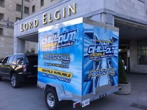 New Mobile Cooler and Freezer Trailers For Sale for New Business