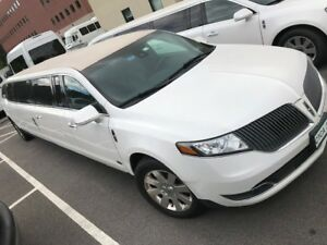 2013 Lincoln MKT Stretch Limousine by ROYALE - private limo
